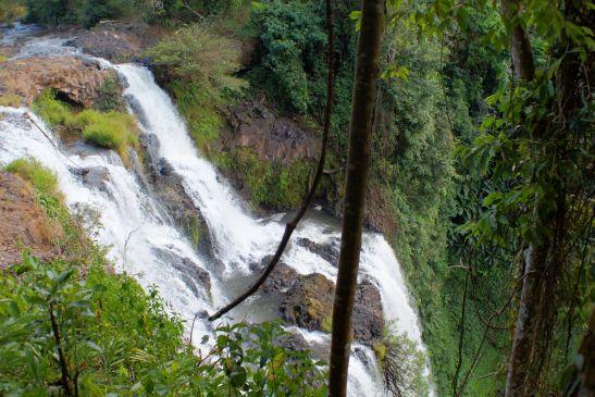 Laos Reise, LLT003, 10, Tad Yueang