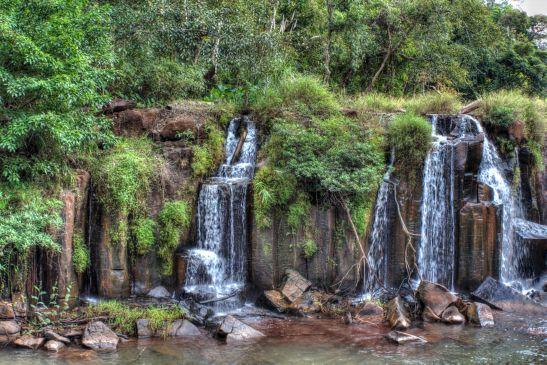 Laos Reise, LLT005, 01, Pha Suam