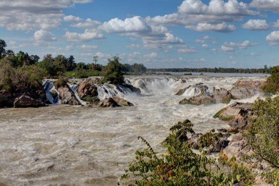 Laos Reise, LLT005, 13, Khone Pha Pheng