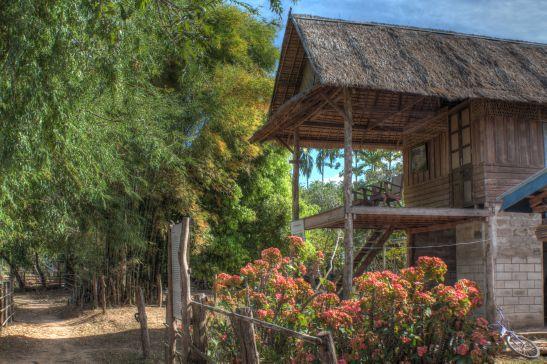 Laos Reise, LLT006, 05, Don Koh Island