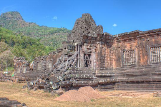 Laos Reise Wat Phu 6