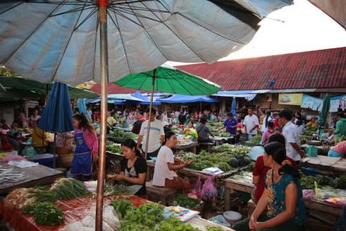 Laos-Zahlungsmittel-Waehrung