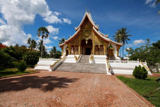 Palast, Luang Prabang